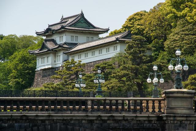 皇居富士見櫓