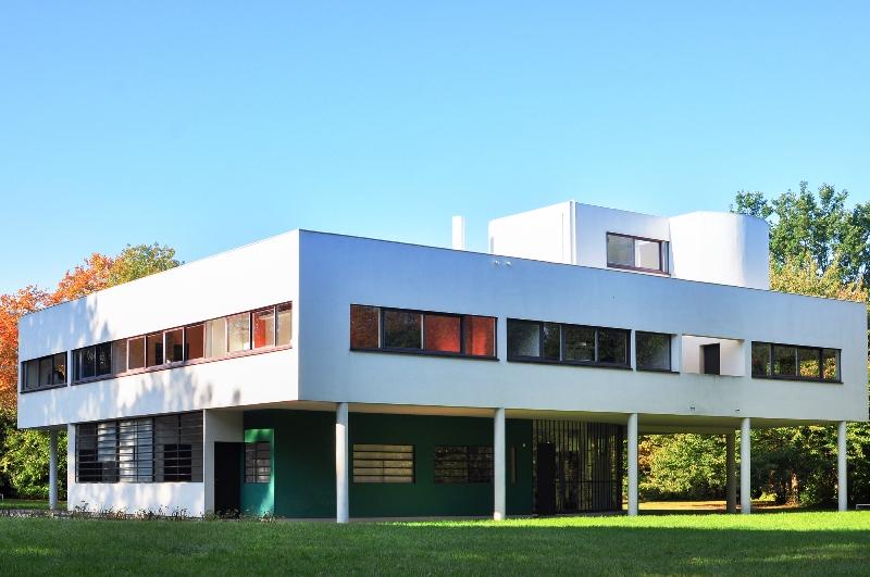 サヴォア邸の画像 p1_36