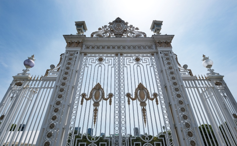 迎賓館赤坂離宮 正門