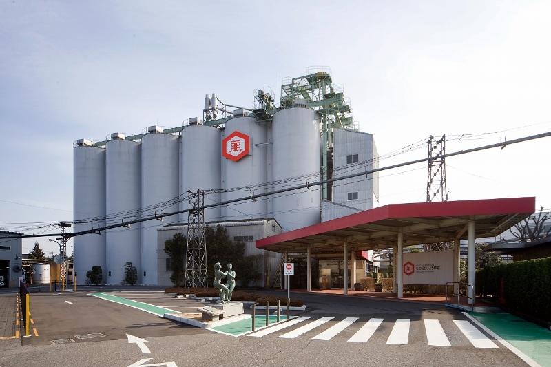 キッコーマン・野田工場