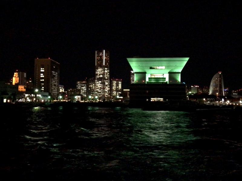 大さん橋乗船場