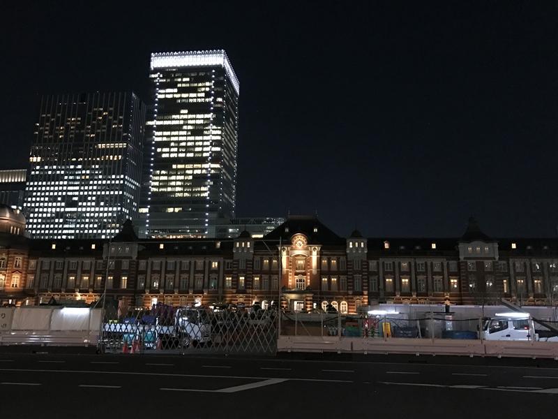 東京駅(丸の内駅舎)