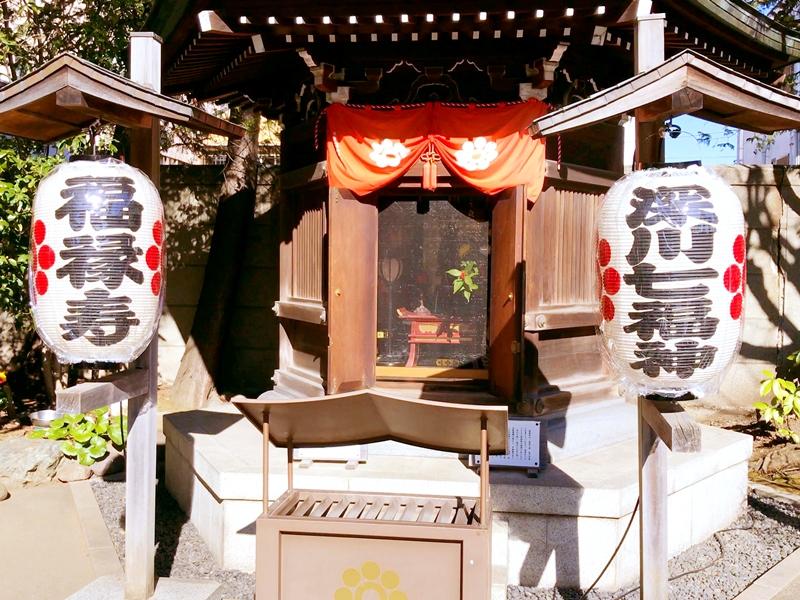 心行寺(福禄寿)