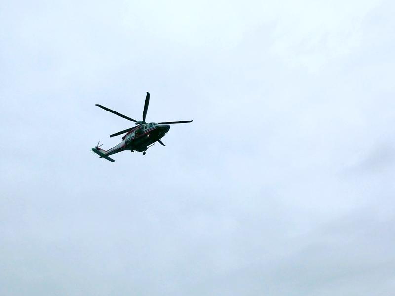 横浜市消防局航空隊はまちどり