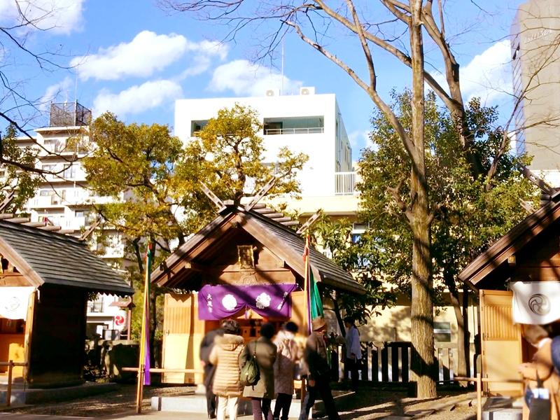 富岡八幡宮(恵比寿神)